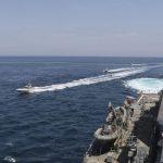 The Iranian Revolutionary Guard Navy Confronts the U.S. Navy in the Arabian Sea